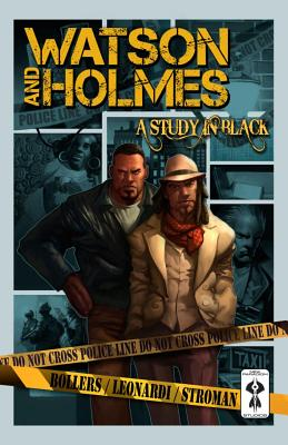 Watson and Holmes: A Study in Black Cover Image