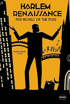 Harlem Renaissance: Four Novels of the 1930s (LOA #218): Not Without Laughter / Black No More / The Conjure-Man Dies / Black Thunder (Library of America Harlem Renaissance Novels Collection #2) Cover Image