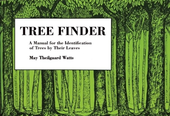 Tree Finder: A Manual for Identification of Trees by Their Leaves (Eastern Us) (Nature Study Guides) Cover Image