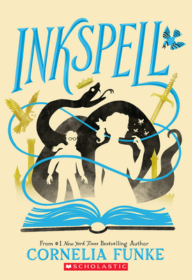Inkspell (Inkheart Trilogy, Book 2) Cover Image