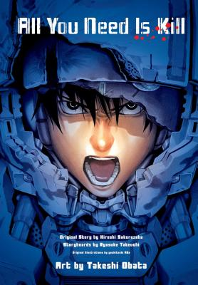 All You Need Is Kill (manga) Cover Image
