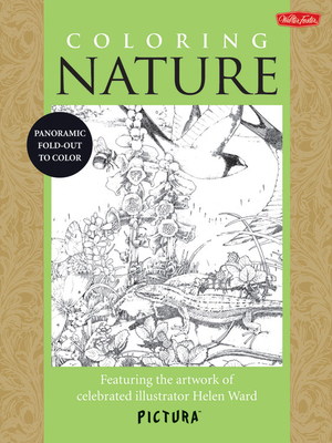 Coloring Nature Cover