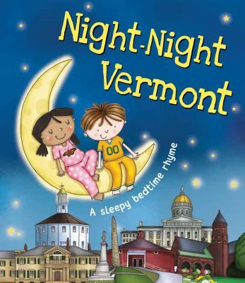 Night-Night Vermont Cover Image