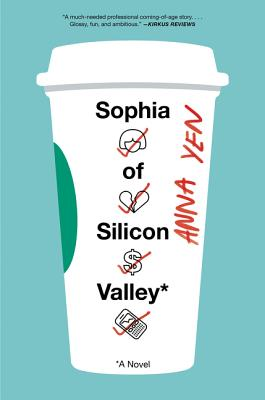 Sophia of Silicon Valley: A Novel Cover Image