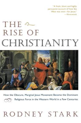 The Rise of Christianity Cover