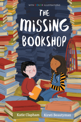 Cover for The Missing Bookshop