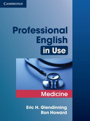 Professional English in Use Medicine Cover Image
