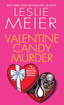 Valentine Candy Murder (A Lucy Stone Mystery) Cover Image