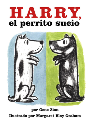 Harry, the Dirty Dog/Harry El Perrito Sucio Cover Image