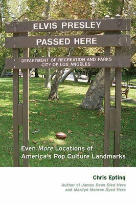 Cover for Elvis Presley Passed Here