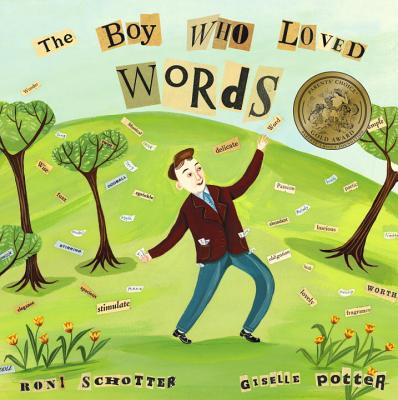 The Boy Who Loved Words Cover