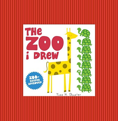 The Zoo I Drew Cover
