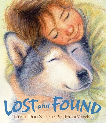 Lost and Found: Three Dog Stories Cover Image