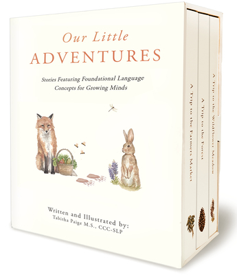 Our Little Adventures: Stories Featuring Foundational Language Concepts for Growing Minds Cover Image