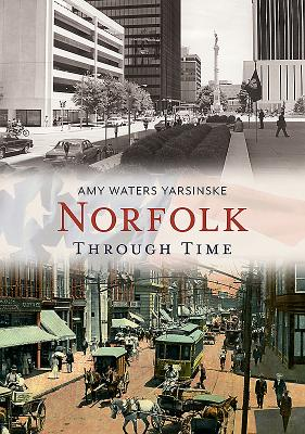 Norfolk Through Time Cover Image