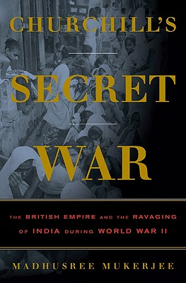 Churchill's Secret War Cover