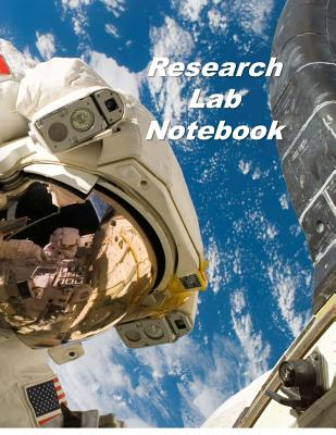 Research Lab Notebook: Experiment Documentation and Lab Tracker Cover Image