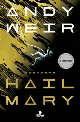 Proyecto Hail Mary / Project Hail Mary Cover Image
