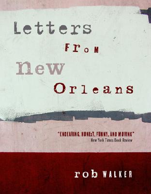 Letters from New Orleans Cover Image