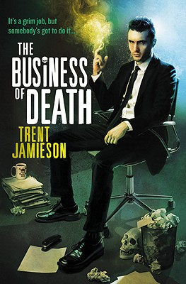 The Business of Death Cover