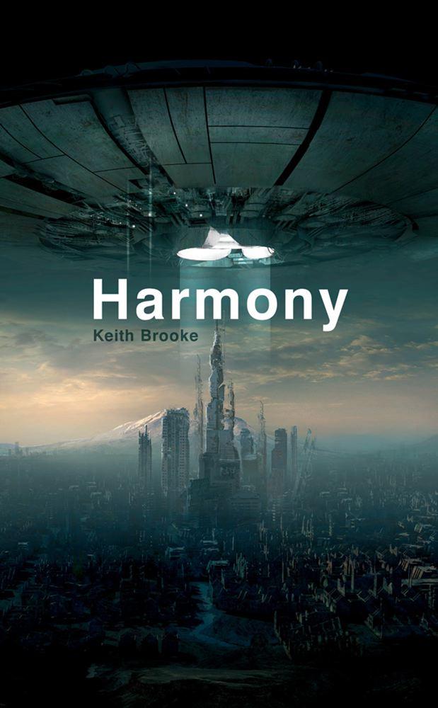 Cover for alt.human (aka Harmony)
