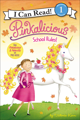 School Rules! (Pinkalicious) Cover Image