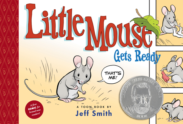 Little Mouse Gets Ready Cover Image