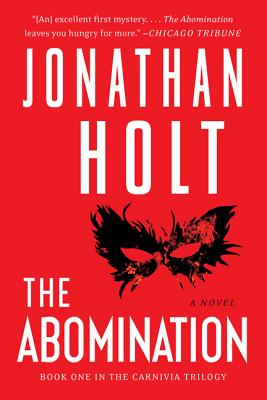 The Abomination Cover
