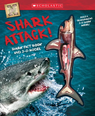 Shark Attack! Cover Image