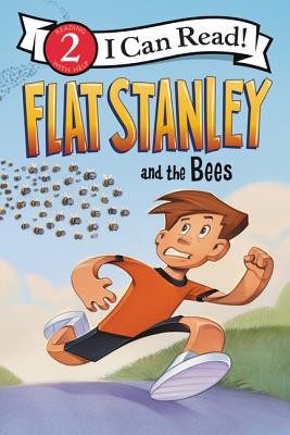 Flat Stanley and the Bees (I Can Read Level 2) Cover Image