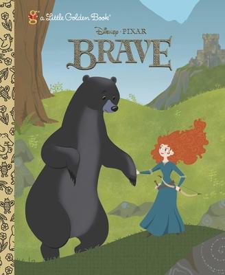 Brave Little Golden Book (Disney/Pixar Brave) Cover Image