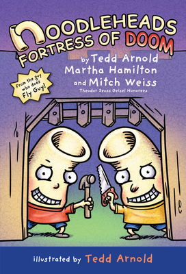 Noodleheads Fortress of Doom Cover Image