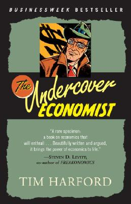The Undercover Economist Cover