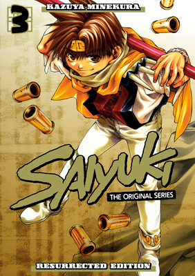 Saiyuki: The Original Series  Resurrected Edition 3 Cover Image