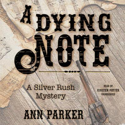 Cover for A Dying Note
