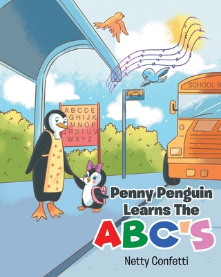 Penny Penguin Learns The ABC's Cover Image