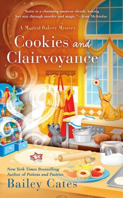 Cookies and Clairvoyance (A Magical Bakery Mystery #8) Cover Image