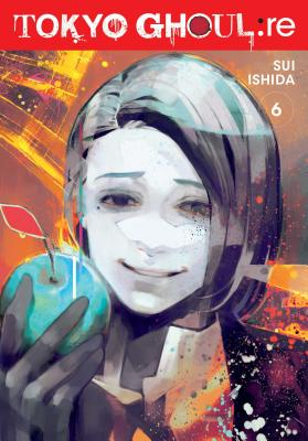 Tokyo Ghoul: re, Vol. 6 Cover Image