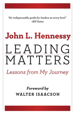 Leading Matters: Lessons from My Journey Cover Image