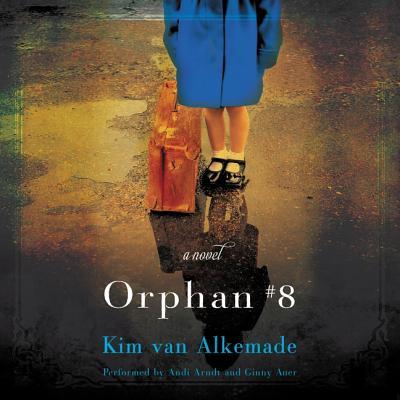 Orphan #8 Lib/E Cover Image