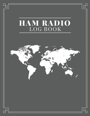 Ham Radio Log Book Cover Image