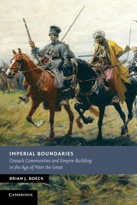 Cover for Imperial Boundaries