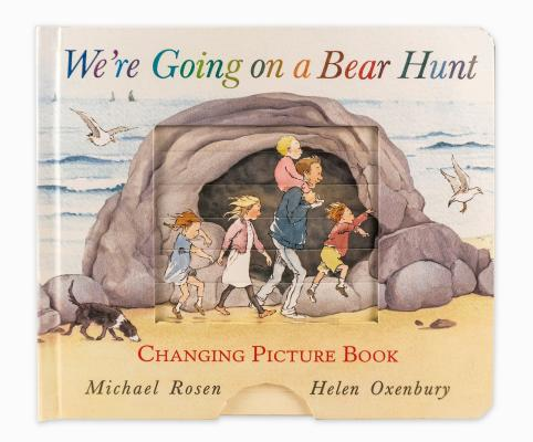 We're Going on a Bear Hunt: Changing Picture Book Cover Image