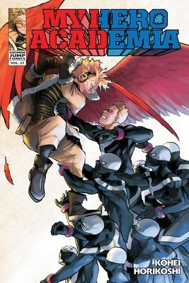 My Hero Academia, Vol. 27 (My Hero Academia ) Cover Image