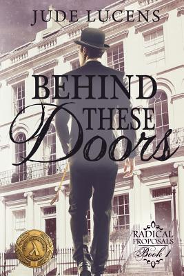 Behind These Doors: Radical Proposals Book 1 Cover Image
