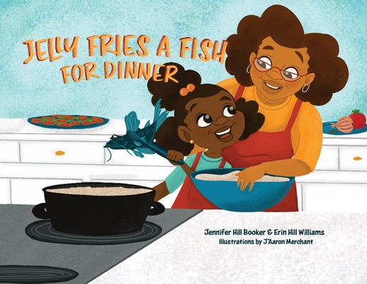 Jelly Fries A Fish For Dinner Cover Image
