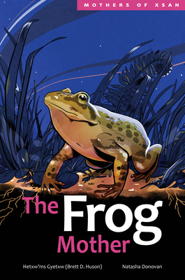 The Frog Mother Cover Image
