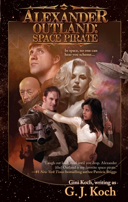 Alexander Outland: Space Pirate Cover Image