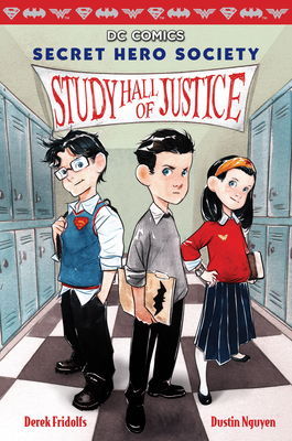 STUDY HALL OF JUSTICE - Kirkus Reviews
