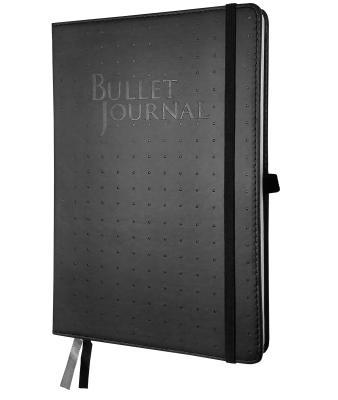 Bullet Journal - Black Cover Image
